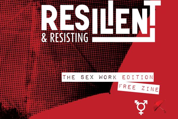 Sex Work Edition Zine